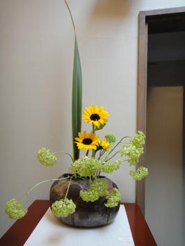 花と器のコラボレ展_e0109554_9571359.jpg