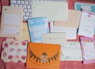 お手紙ありがとう。_f0143188_21312784.jpg