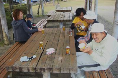 大仏山公園に遊びに行きました!_a0154110_16231246.jpg