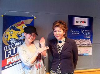 FM横浜出演・・・エコポニーのこと話しました!_d0148223_67188.jpg