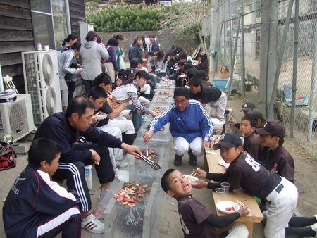 南野津スポーツ少年団育成会総会_b0108560_13365557.jpg