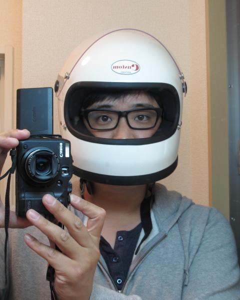 ヘルメットについての考察 その後_f0167977_2055349.jpg