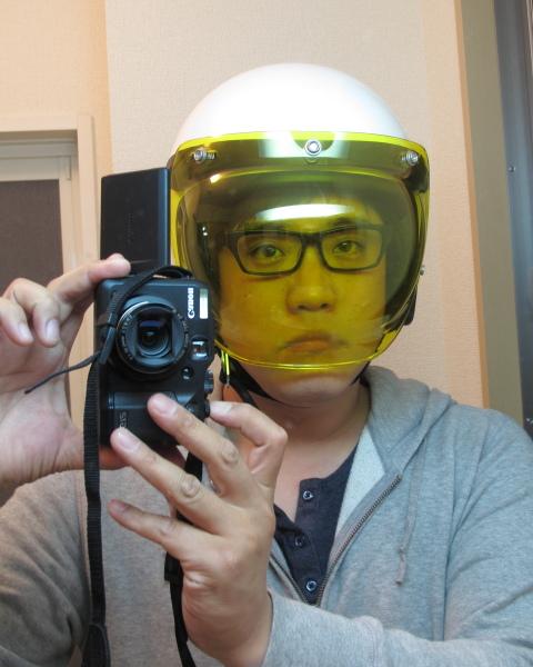 ヘルメットについての考察 その後_f0167977_20575782.jpg