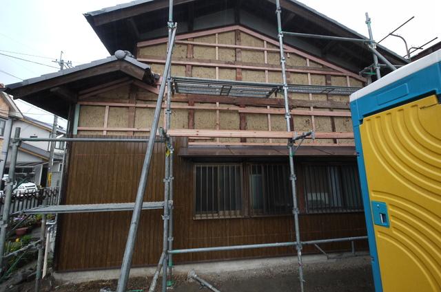 外壁改修工事_e0214805_71961.jpg