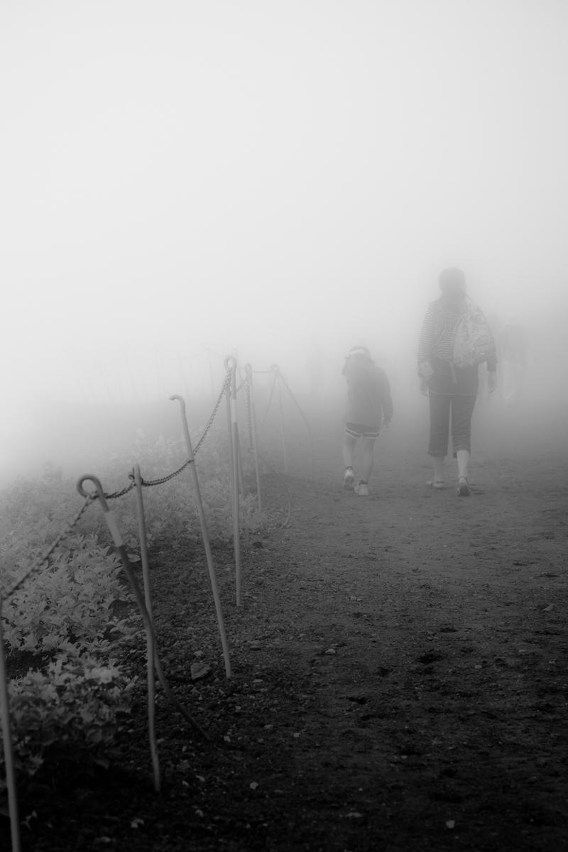 霧中登山_b0213320_18544331.jpg