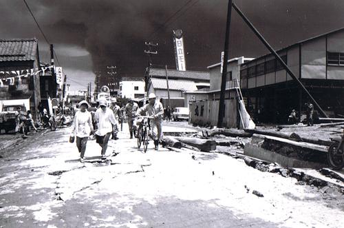 東日本大震災の47年前の新潟地震(1964年)その②_d0178825_8443697.jpg