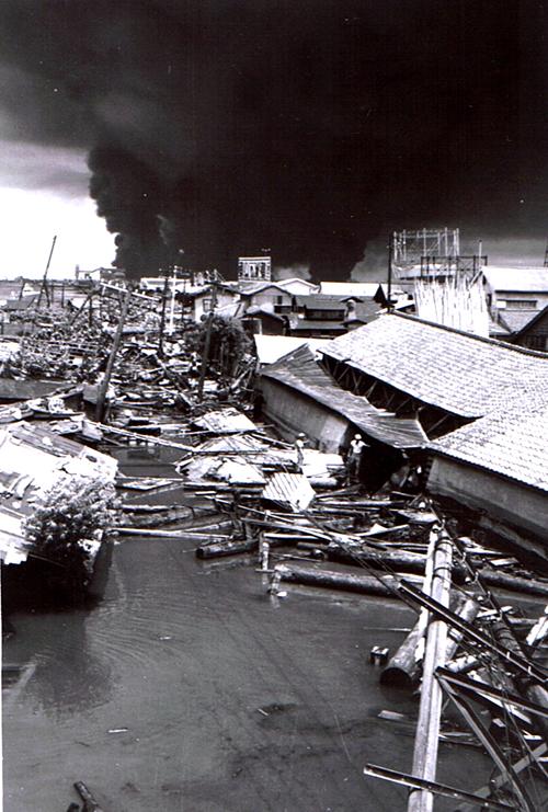 東日本大震災の47年前の新潟地震(1964年)その②_d0178825_9352224.jpg
