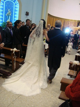 DavidとAnaの結婚式!_e0120938_1101640.jpg