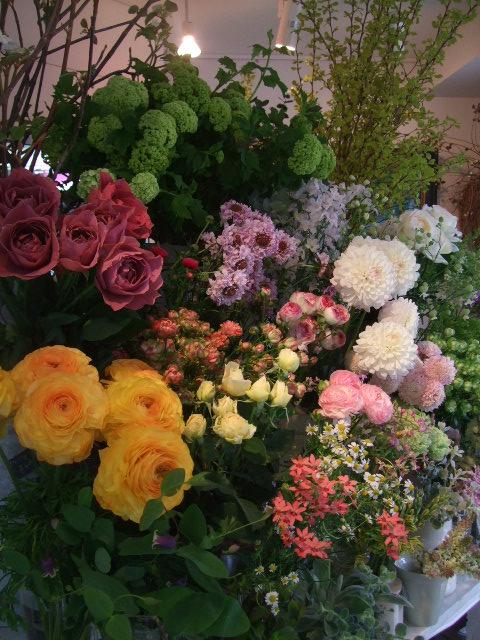 オークリーフ(入口には花水木を・・)_f0049672_15184424.jpg