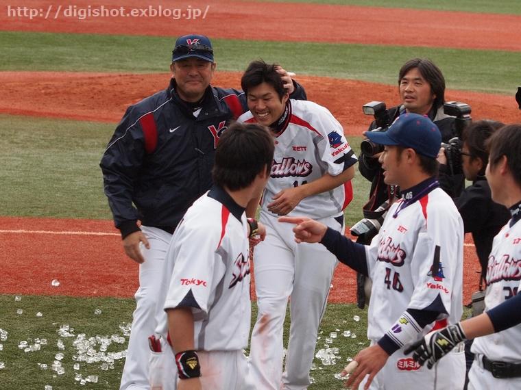 由規投手退団、由くんは当ブログを始めるきっかけとなった選手でした。思い出のフォト!_e0222575_21481525.jpg