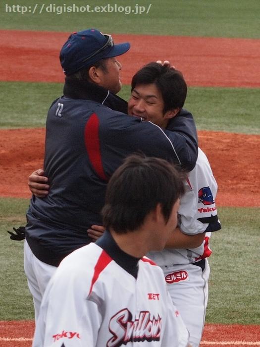 由規投手退団、由くんは当ブログを始めるきっかけとなった選手でした。思い出のフォト!_e0222575_2148286.jpg