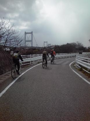 しまなみ海道チャレンジ ①_e0077899_775564.jpg