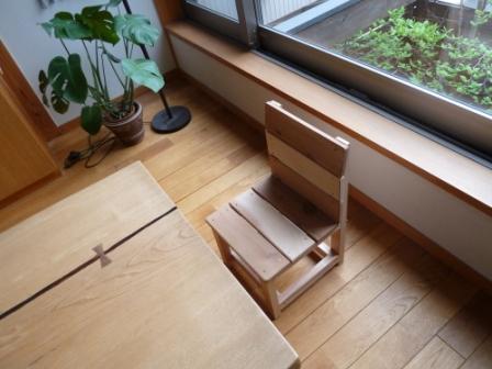 「小さないす」作りました。_c0152341_16564758.jpg