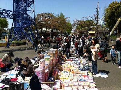 MOTTAINAIフリーマーケット開催報告@としまえん/あきる野ルピア_e0105047_16182314.jpg