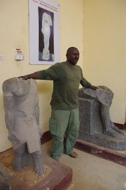 ジェベル・バルカル (2) ジェベル・バルカルの博物館_c0011649_23471678.jpg