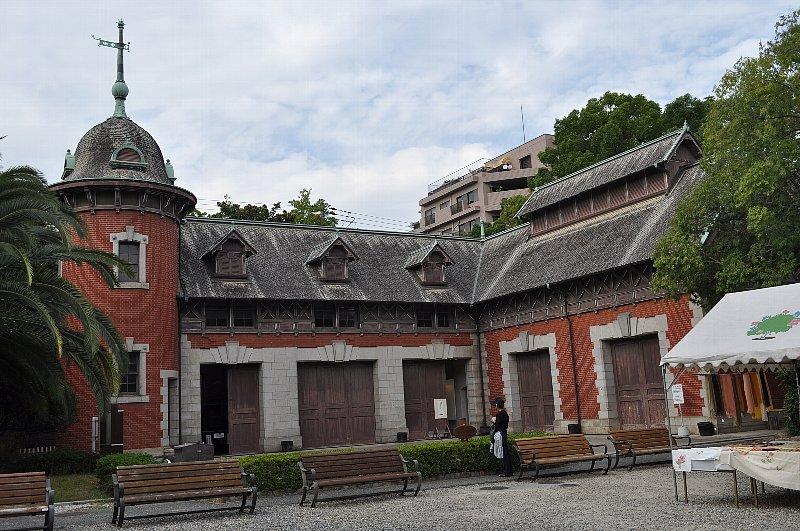 神戸の旧小寺家厩舎_c0112559_13235542.jpg