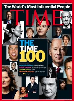 タイム誌が「世界で最も影響力のある100人」に込めた想い_b0007805_19521968.jpg