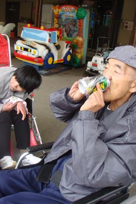 五桂池ふるさと村へ外出☆_a0154110_161266.jpg