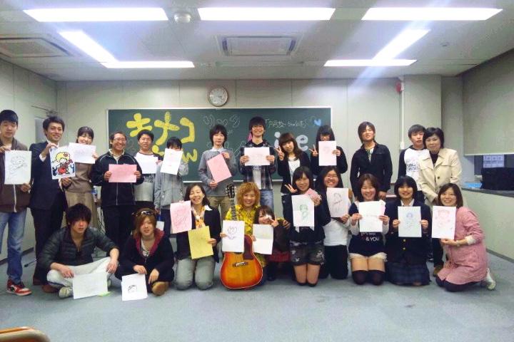 第一高等学院「教室ライブ」ツアー Season 5ー2 _f0115311_18152295.jpg