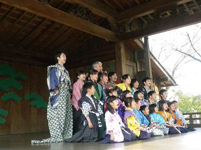 篠山子ども狂言_a0146613_20155970.jpg