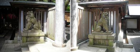 神社と狛犬その15・乃木神社_d0183174_19115767.jpg