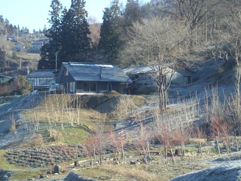 小川の家 完成間近_f0117498_10404941.jpg