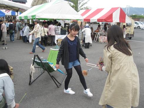 「門司港おさんぽマルシェ2011春」~(1日目)~~_a0125419_20571664.jpg