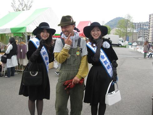「門司港おさんぽマルシェ2011春」~(1日目)~~_a0125419_2058218.jpg