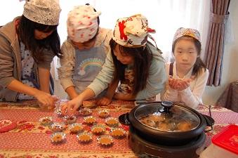キッズお菓子教室も「省エネレシピ」でレッスン_e0071324_028634.jpg