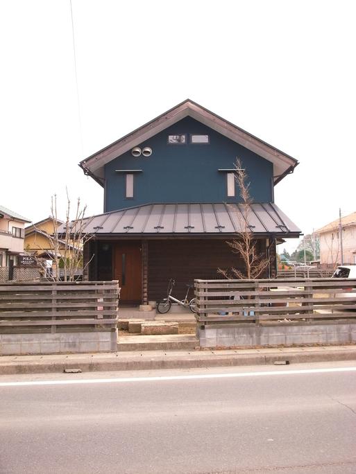 OOさんの家(2003) 訪問 2011/4/11_a0039934_17325825.jpg