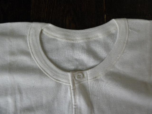 Italian marine full open henry neck t-shirts_f0226051_13513794.jpg