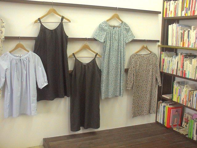 weekend 洋装店、終了しました。_e0060555_2022983.jpg