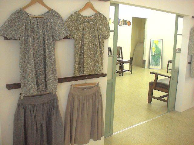 weekend 洋装店、終了しました。_e0060555_20232316.jpg