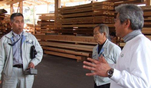 高知県産の木材を使って家創り!_b0112557_341277.jpg