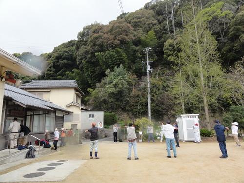 タケノコパーティー…ちょこっと定期総会_c0108460_26554.jpg