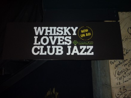2011-04-23 昨日の「WHISKY LOVES CLUB JAZZ」_e0021965_11171218.jpg