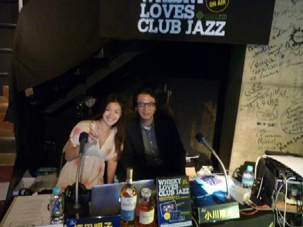 2011-04-23 昨日の「WHISKY LOVES CLUB JAZZ」_e0021965_1118220.jpg