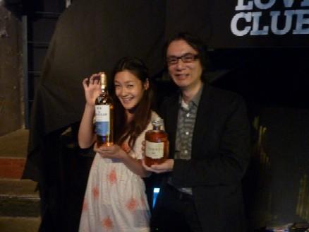 2011-04-23 昨日の「WHISKY LOVES CLUB JAZZ」_e0021965_11183668.jpg