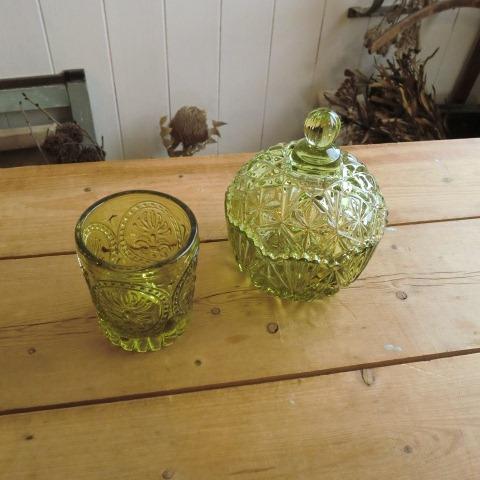 ガラスと真鍮と引出と木箱と・・・冷えとりグッズ。_a0164280_14214266.jpg