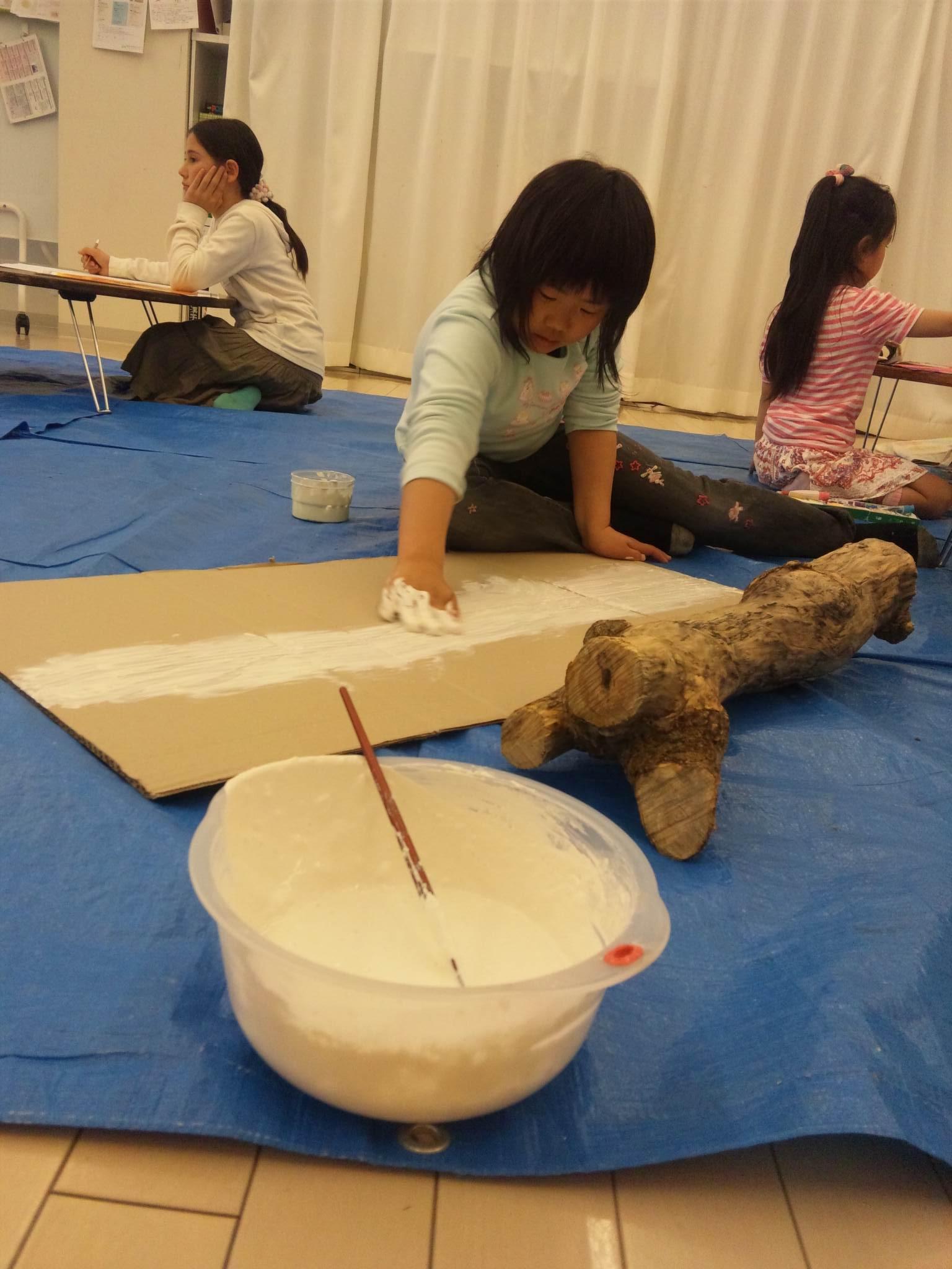松井山手教室~前回の続き&創造画「木」~_f0215199_2194788.jpg