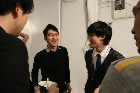 2011.4.23 そば打ちparty by HIGASHIIZUMI ICHIRO 1_a0184716_502897.jpg