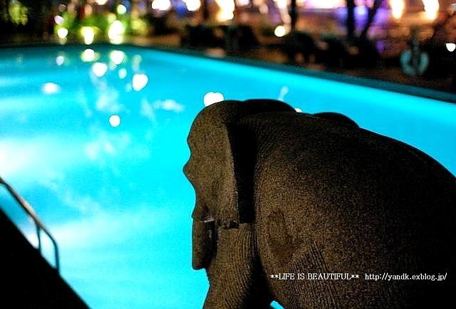 恋するThailand⑯Shangri-La Night_d0083623_0232811.jpg