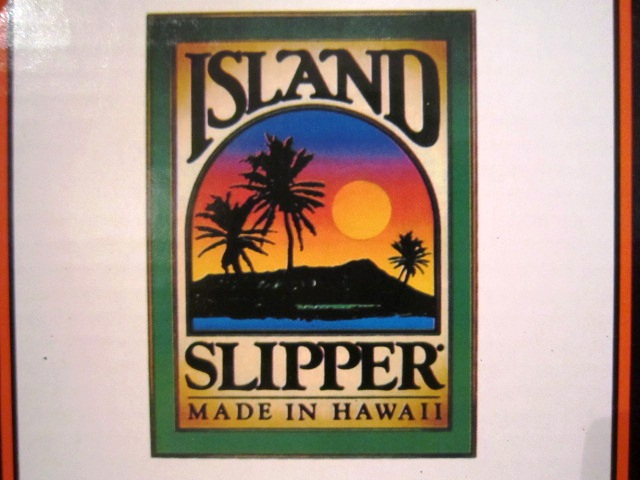 "\""ISLAND SLIPPER\"" 入荷!_f0191324_9545293.jpg"