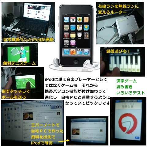 i-Pod touch の誕生日プレゼント_a0084343_12482814.jpg
