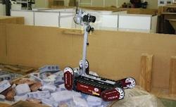 災害救助用ロボットQuinceが行く!!_b0102247_2159157.jpg