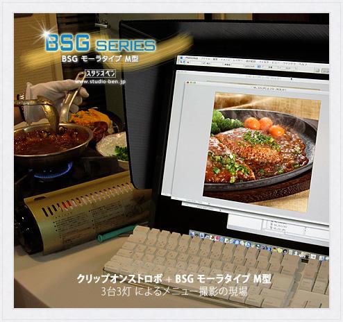 BSG モーラタイプ M型 による料理撮影_c0210599_334619.jpg