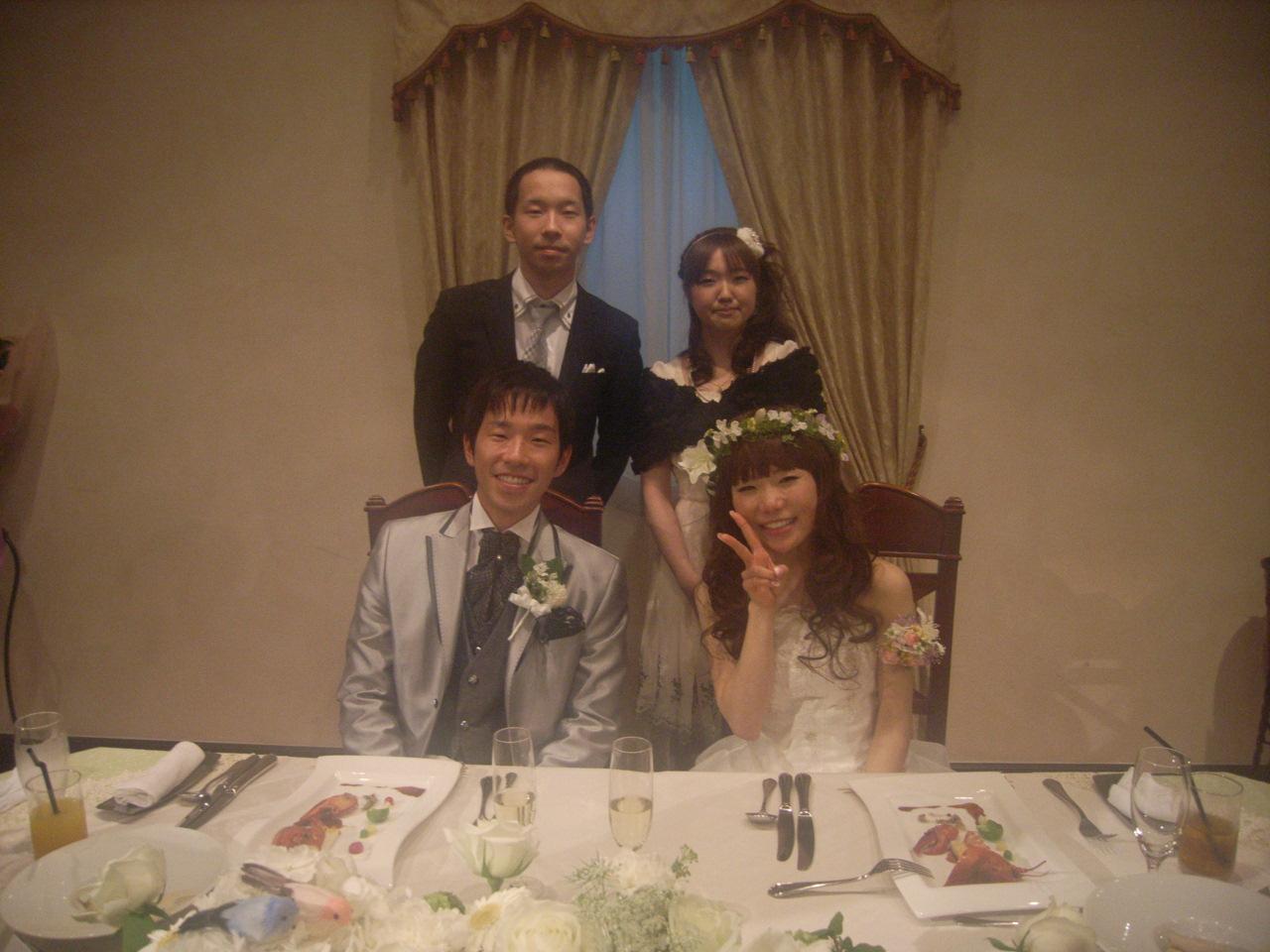 おめでとう元貴君・久美さん_f0073301_825242.jpg