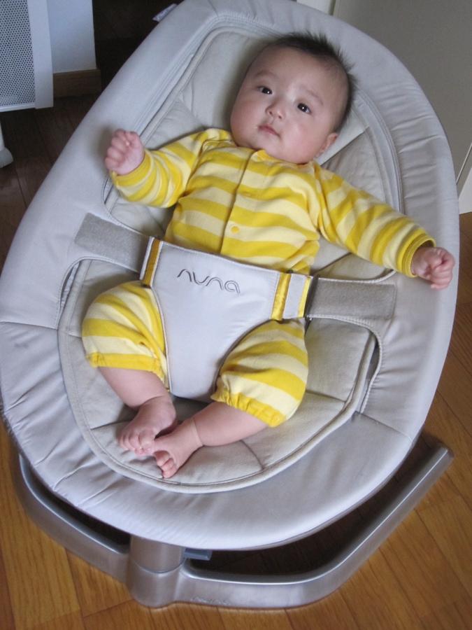 バウンサー  -nuna Leaf-_c0222907_19265775.jpg
