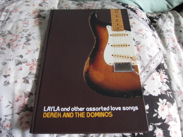 DEREK & THE DOMINOS / Layla & Other Assorted Love Songs(40周年記念Super Deluxe Edition)_b0042308_17202754.jpg