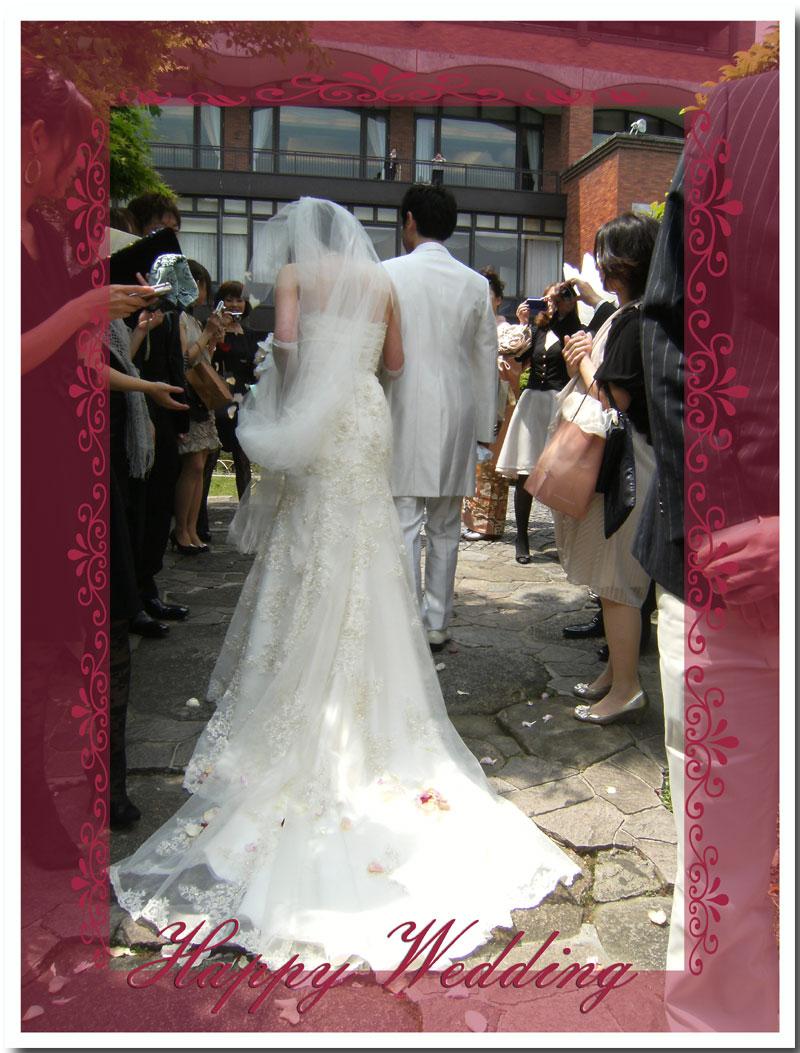 Happy Wedding ~chikachan~_d0109415_19402856.jpg